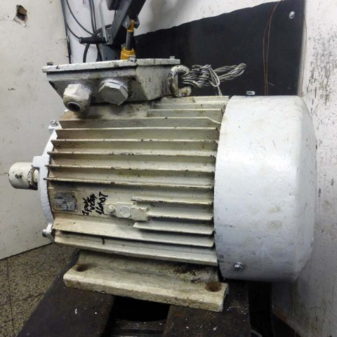 opravy elektromotorov